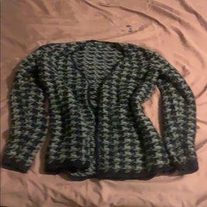 Brooks brothers herringbone size small s sweater